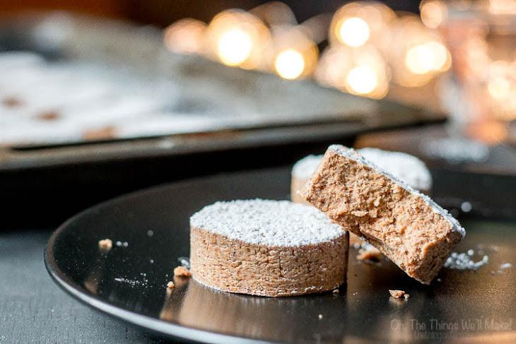 Spanish Christmas Cookies Recipe