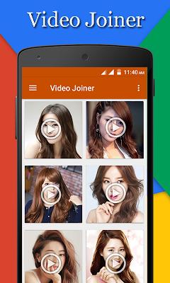 Video Merger : Video joiner - screenshot