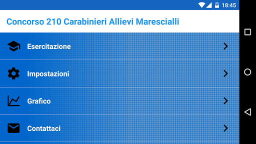 Concorso 490 Carabinieri