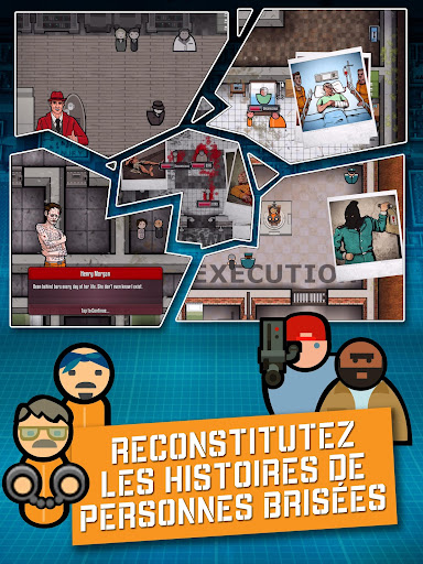Prison Architect: Mobile  captures d'écran 2