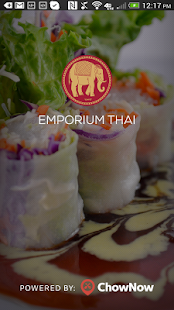 Emporium Thai- screenshot thumbnail