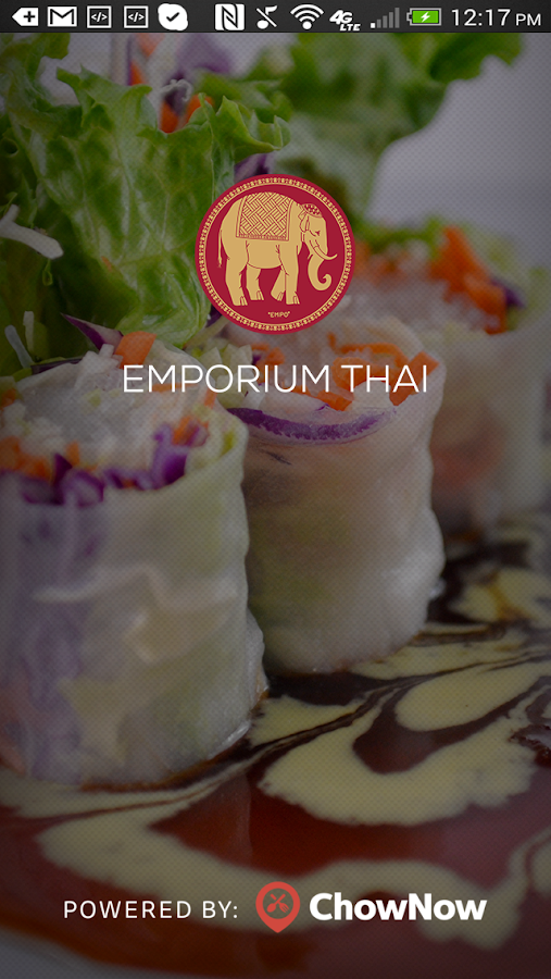 Emporium Thai- screenshot