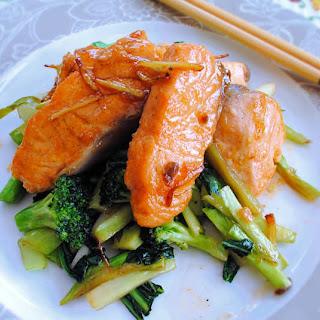 Stir Fry Sauce For Salmon Recipes