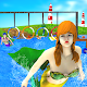 Mermaid Race 2020: Real Mermaid Simulator Games 3d