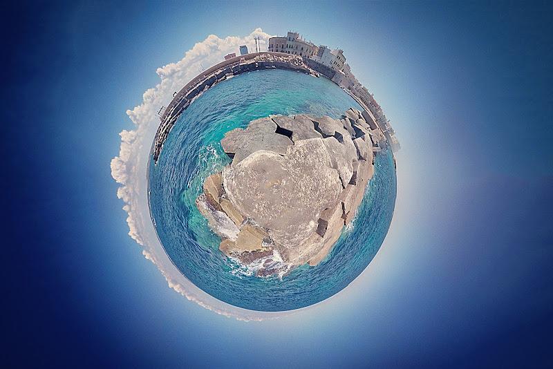 un mondo di mare di Mattia Lezzi