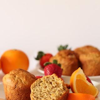 Orange Almond Muffins Recipes
