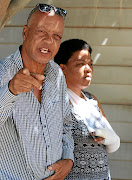 Roland Scott and his daughter Shirley Scott were allegedly  assaulted by their farm tenants. /Antonio Muchave