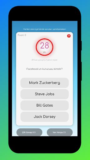 KnoWin Ödüllü Bilgi Yarışması screenshot 2
