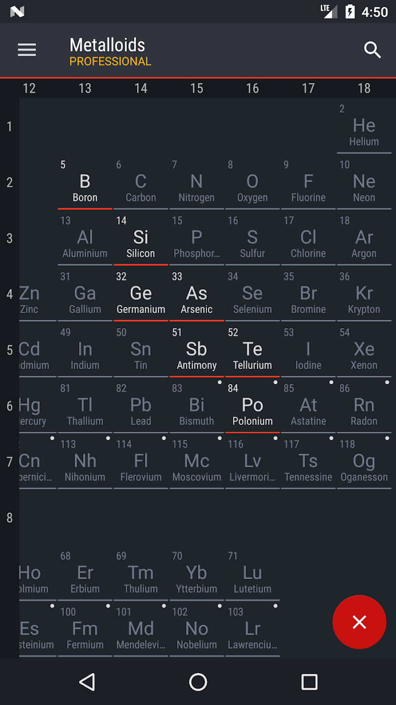 periodic table pro apk free download image collections periodic periodic table 2018 pro apk cracked free - Periodic Table Pro Apk Free