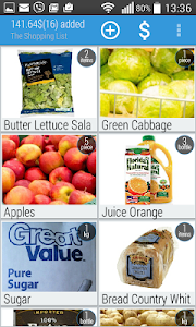 Visual Grocery Shopping List L screenshot 0