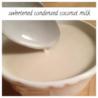 Sweetened Condensed Coconut Milk … My Life Is Forever Changed.