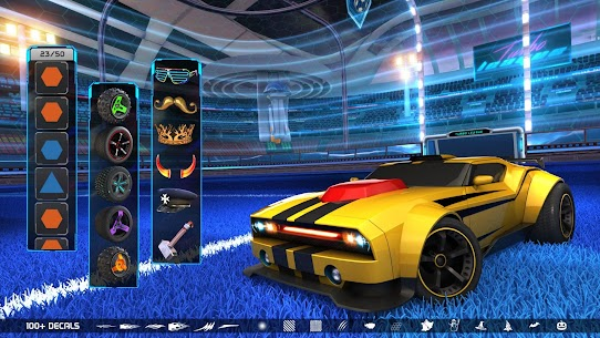 Turbo league Mod Apk Download For Android 4