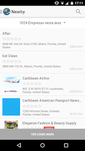 caribbean finder- screenshot thumbnail
