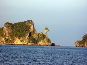 Photo: Куриный остров. Тут живут саланганы