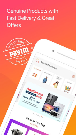 Paytm Mall: Online Shopping App  screenshots 1
