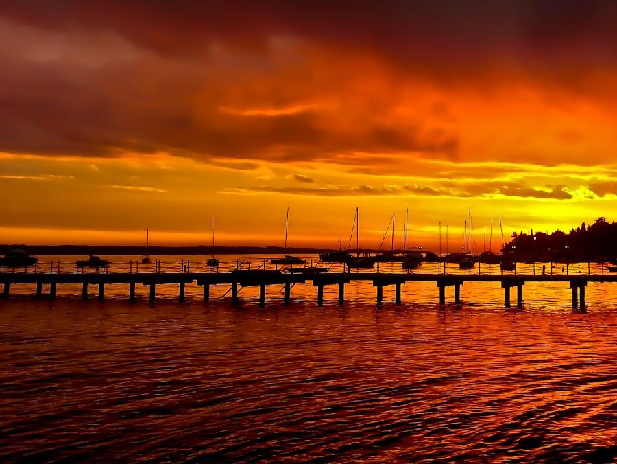 Sunset by Rok Ambrožič - Instagram & Mobile Android