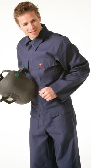 JMP Wear overall vlamwerend brandvertragend
