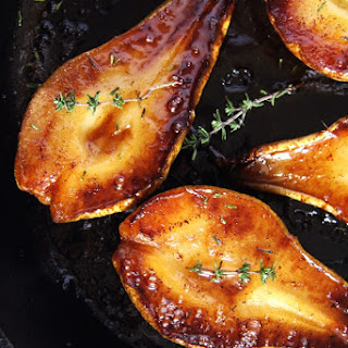 Pear Balsamic Vinegar Recipes.