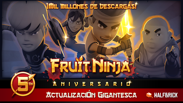Fruit Ninja Gratis