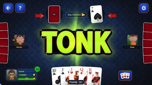 Tonk League - Online Multiplayer Card Game apktram screenshots 1