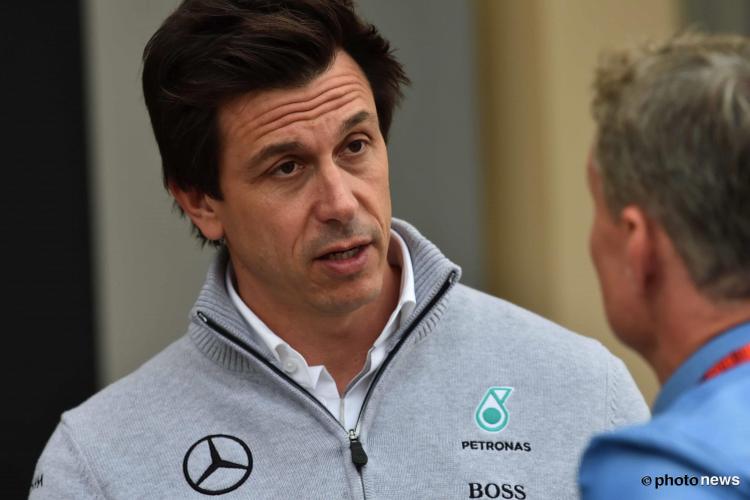 """Slecht nieuws voor Red Bull? """"Ze krijgen geen motor van ons bij Mercedes"""""""