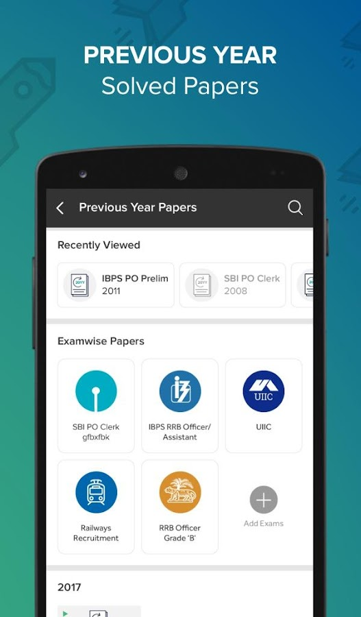 No.1 Exam Prep App: Quiz, Previous Year Papers, GK- screenshot