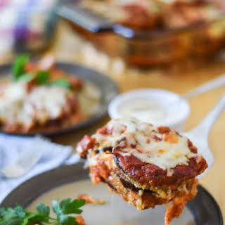 Eggplant Parmesan Without Tomato Sauce Recipes.