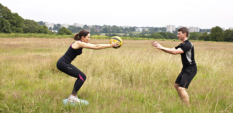 Paul Cook Fitness | GoSweat | The 5 Best Wimbledon Boot camps