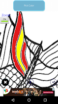 Dragon Coloring Book - screenshot thumbnail 04