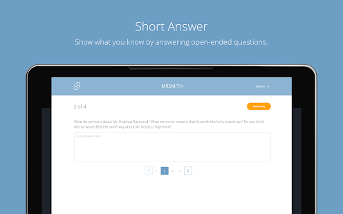 Socrative Student- screenshot thumbnail