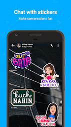 hike messenger: Stickers, Hidden Chat, Timeline APK screenshot thumbnail 3