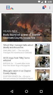 11AliveNews- screenshot thumbnail