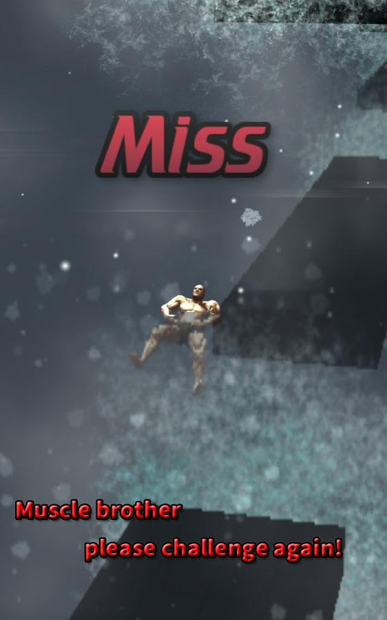 Muscle Brother Super Run!- screenshot