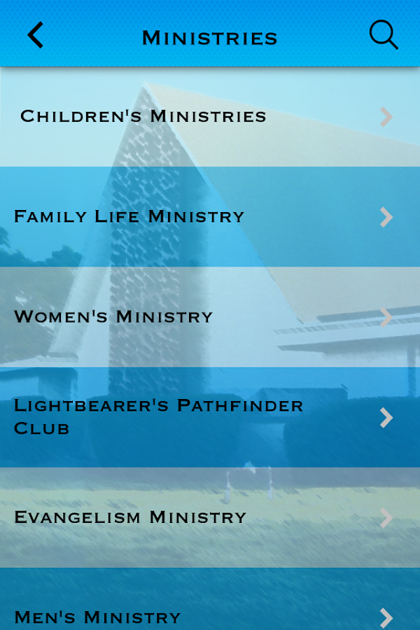 Ceres Seventh-day Adventist Ch- screenshot
