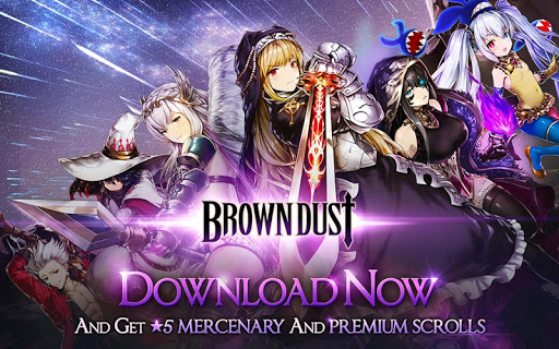 Screenshot for Brown Dust in United States Play Store