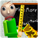 Scary Teacher Math in education and learning game icon