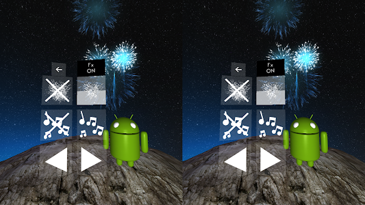Fireworks VR Show on Cardboard screenshot 5
