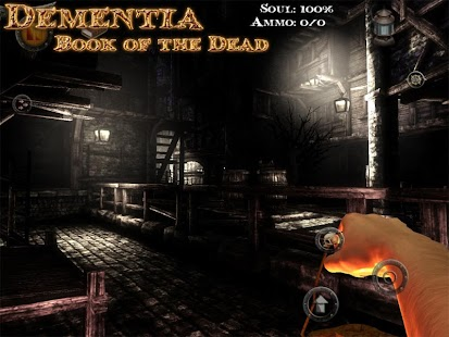 Dementia: Book of the Dead Screenshot
