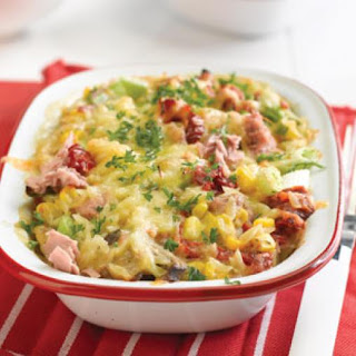 Healthy Tuna Bake Pasta Recipes.