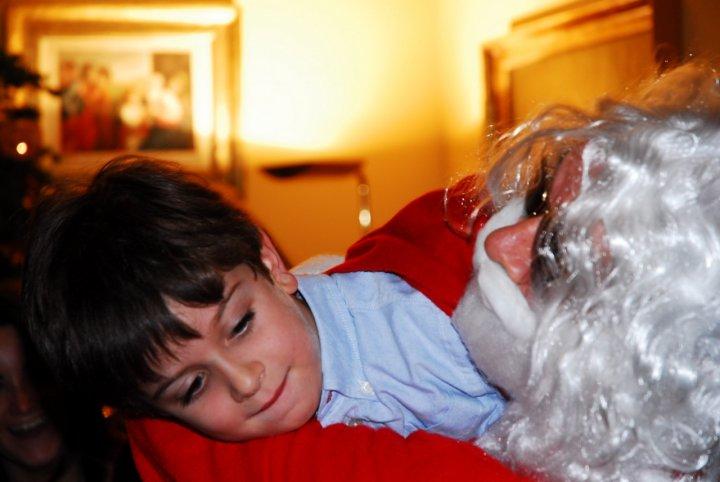 A Natale...l'amore di un babbo speciale di Taurus