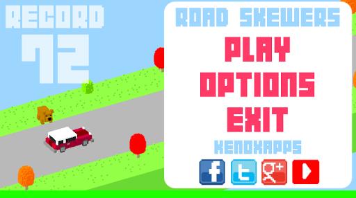 Road Skewers
