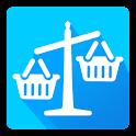 kompare price compare widget icon