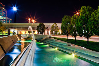 Photo: The waterfront - Downtown Louisville, Kentucky - Long Exposure 30 sec