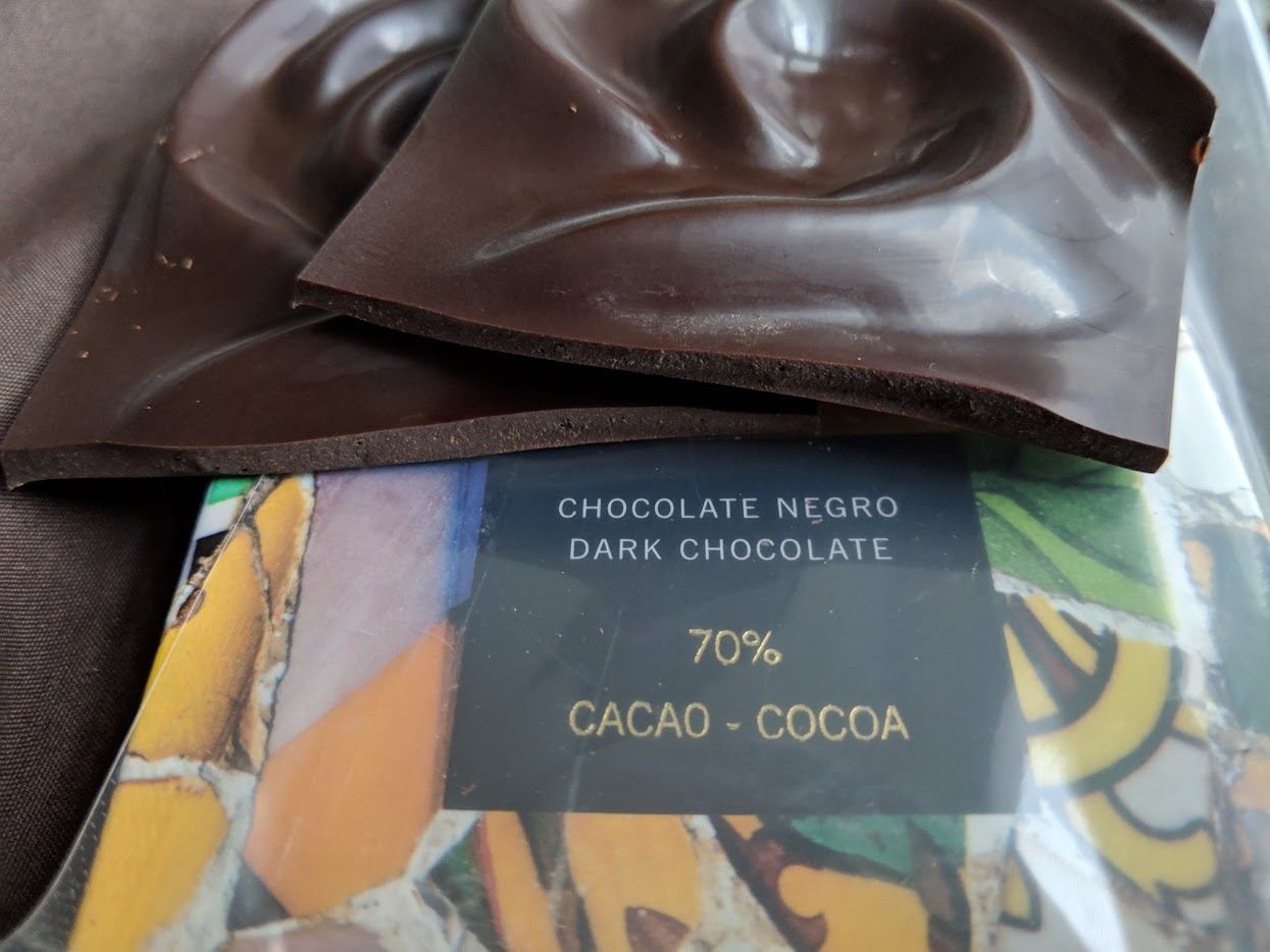 70% Barselona by Cacao Sampaka