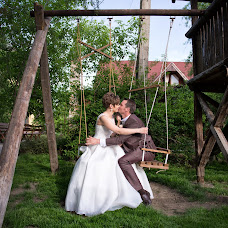 Fotógrafo de casamento Vlad Axente (vladaxente). Foto de 16.08.2016