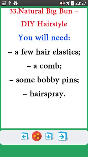 玩免費遊戲APP|下載Top HairStyles Tutorials app不用錢|硬是要APP