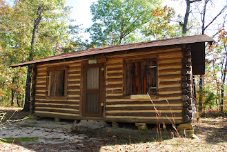 Photo: Yoki cabin 3.