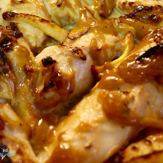 Looking for a New Chicken Recipe? Try My Honey Balsamic Peach Chicken