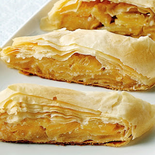 Apple Phyllo Strudel Recipe