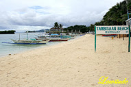 Tambisaan Beach Boracay